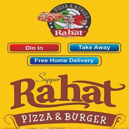 Super Rahat Pizza & Burger